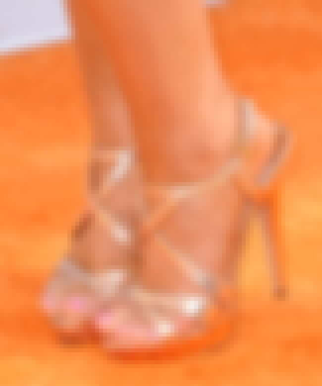 Ariana Grande is listed (or ranked) 1 on the list The Celebrities with the Sexiest Feet