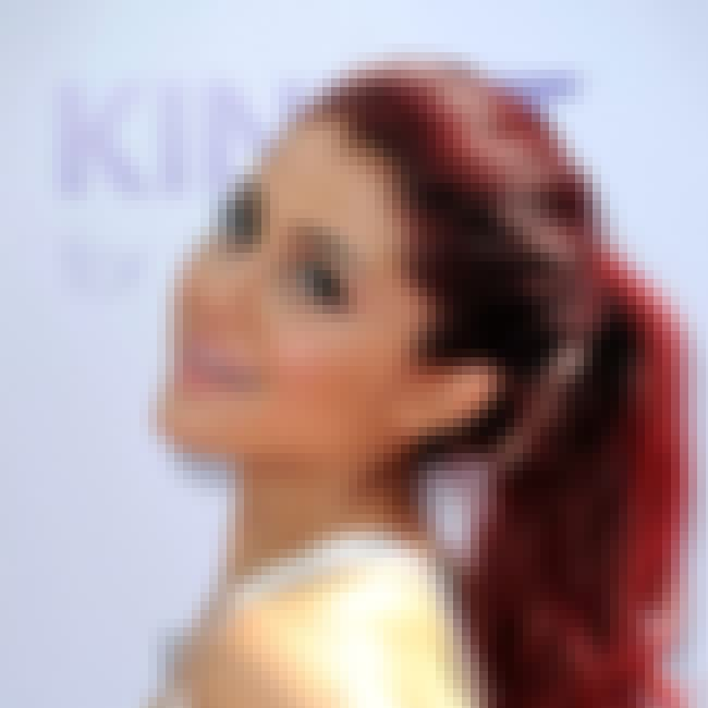 Ariana Grande is listed (or ranked) 3 on the list The Next Generation Of Stars (Age 20 and Under)