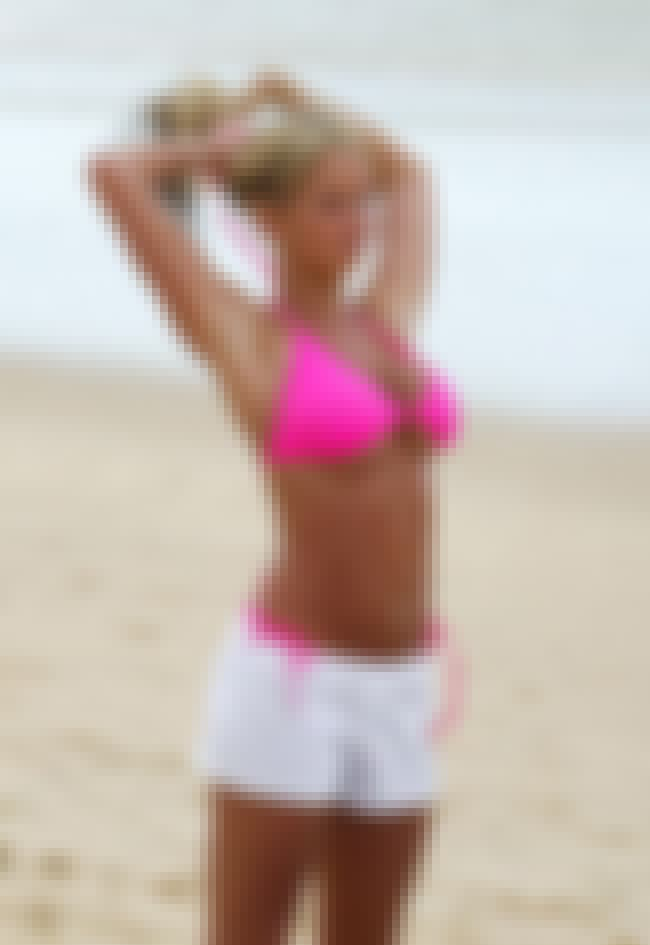 Jennifer Ellison is listed (or ranked) 6 on the list Bikinipedia- J