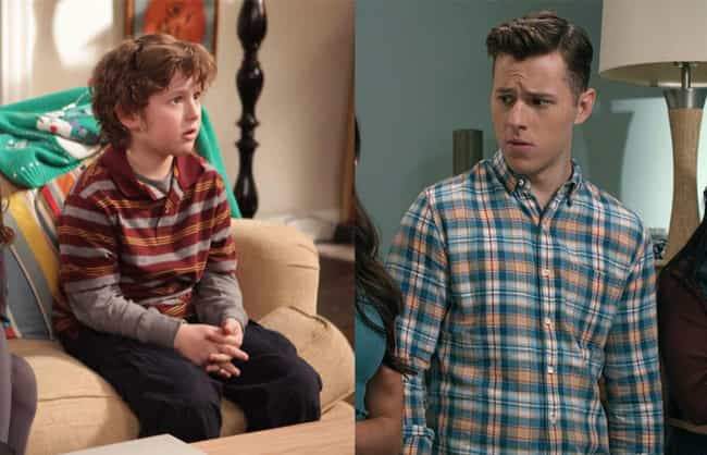 Nolan Gould is listed (or ranked) 1 on the list How the Cast of Modern Family Aged from the First to Last Season
