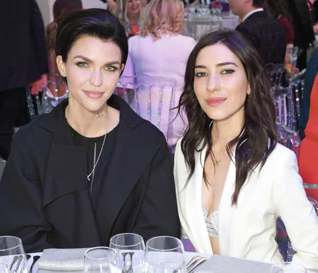 Jessica Origliasso is listed (or ranked) 1 on the list Ruby Rose Loves and Hookups