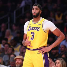 Anthony Davis is listed (or ranked) 2 on the list The Best Los Angeles Lakers Power Forwards of All Time