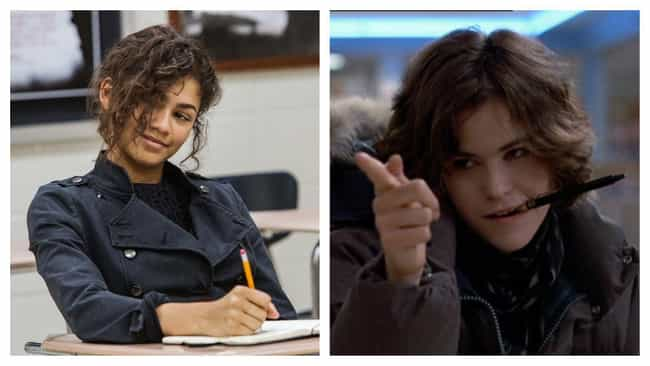 Zendaya is listed (or ranked) 4 on the list Who Would Star In 'The Breakfast Club' If It Were Made Today?