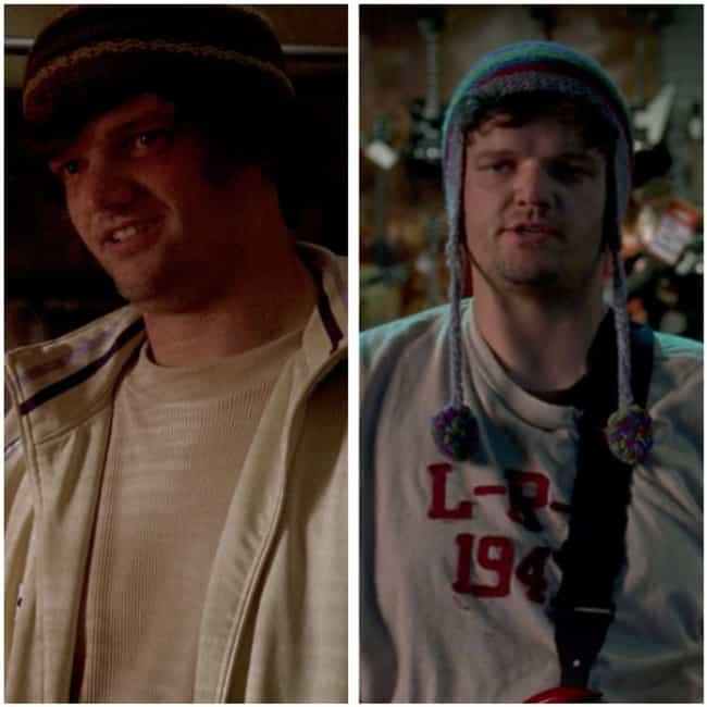 Matt L. Jones is listed (or ranked) 8 on the list How the Cast of Breaking Bad Aged from the First to Last Season