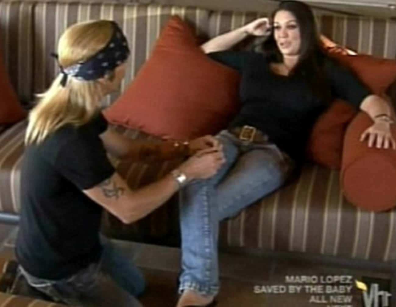 Kristi Gibson is listed (or ranked) 1 on the list Every Woman Bret Michaels Has Dated
