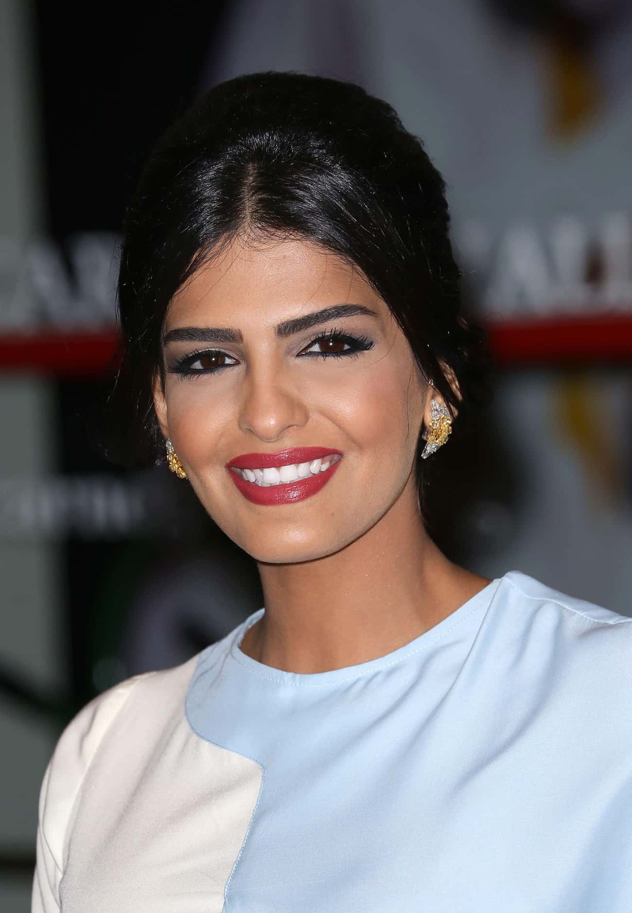 Princess Ameera Al-Taweel is listed (or ranked) 1 on the list The Most Beautiful Royal Women Around the World