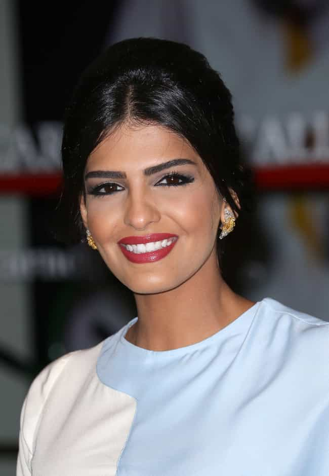 Ameera Al-Taweel is listed (or ranked) 1 on the list The Most Beautiful Royal Women Around the World