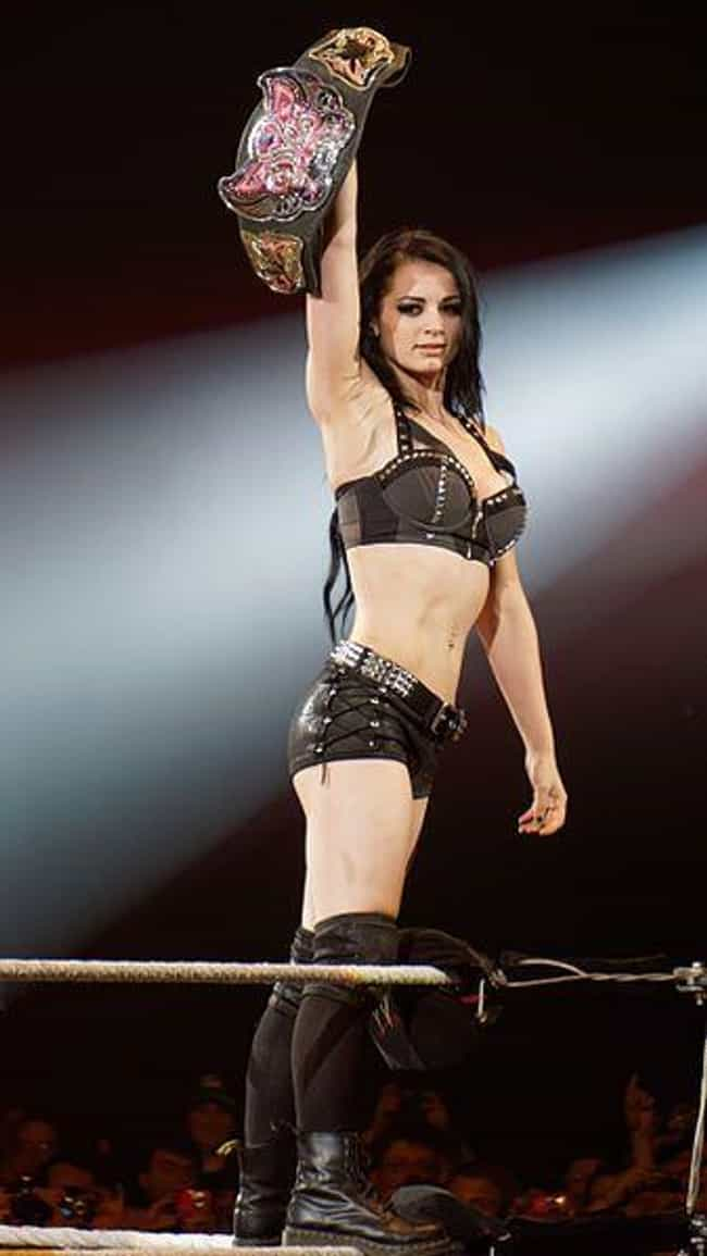 Paige is listed (or ranked) 4 on the list The Best WWE Women's and Divas Champions