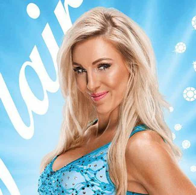 Charlotte Flair is listed (or ranked) 3 on the list The Most AttractiveWWE Divas