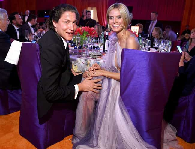 Vito Schnabel is listed (or ranked) 2 on the list Heidi Klum's Loves & Hookups