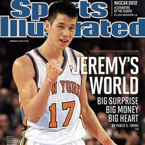 Jeremy Lin is listed (or ranked) 3 on the list The Smartest Professional Athletes