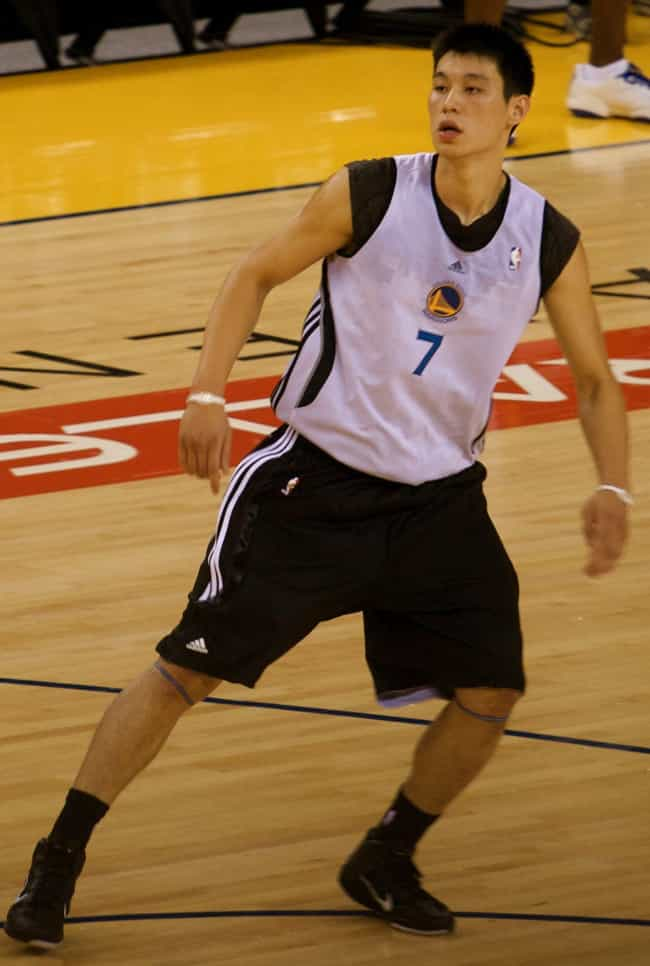 Jeremy Lin is listed (or ranked) 1 on the list 9 NBA Players Who Went to Ivy League Schools