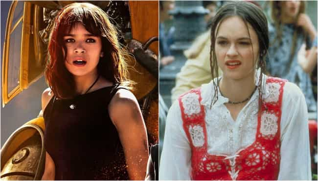 Hailee Steinfeld is listed (or ranked) 4 on the list Who Would Star In '10 Things I Hate About You' If It Was Made Today?