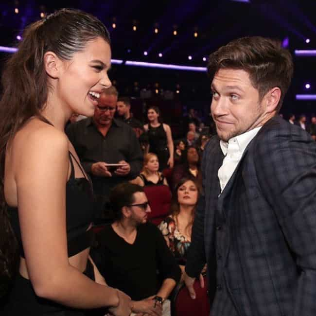 Hailee Steinfeld is listed (or ranked) 2 on the list Niall Horan Loves and Hookups