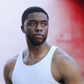 Chadwick Boseman is listed (or ranked) 10 on the list The Best African-American Film Actors