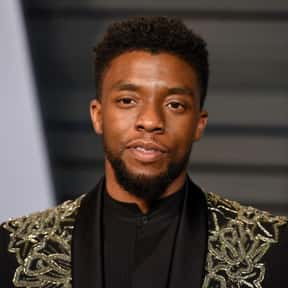 Chadwick Boseman is listed (or ranked) 9 on the list 45 Under 45: The New Class Of Action Stars