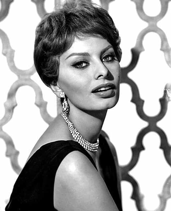 Sophia Loren is listed (or ranked) 4 on the list Italy's Most Beautiful Actresses, Ranked