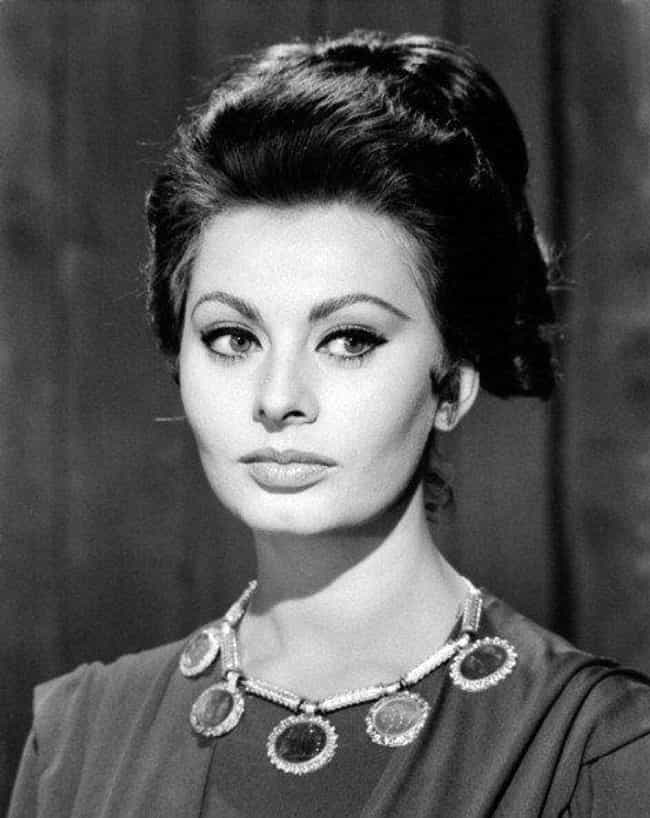 Sophia Loren is listed (or ranked) 3 on the list 43 Photos Of Older Celebrity Women In Their Prime