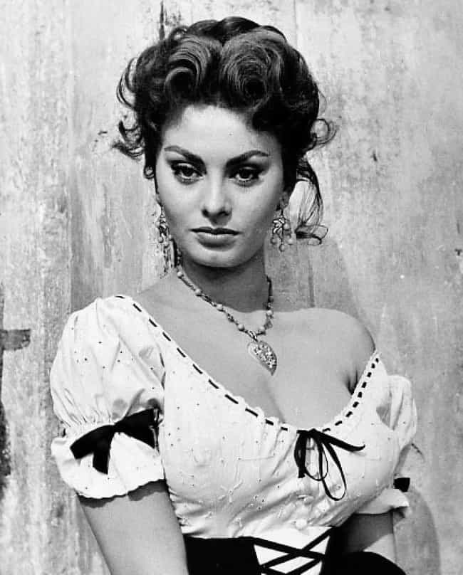 Sophia Loren is listed (or ranked) 2 on the list The Hottest Pin-Up Girls from the 1950s