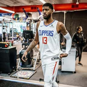 Paul George is listed (or ranked) 24 on the list The Top 100+ NBA Players Today