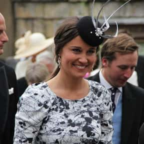 Pippa Middleton is listed (or ranked) 11 on the list Celebrities Who Would Make The Best Maid Of Honor