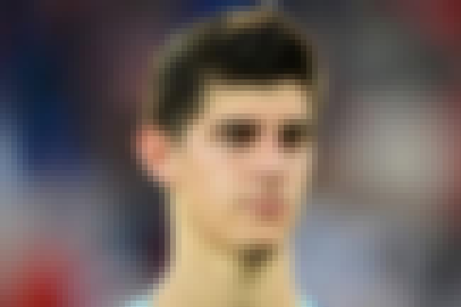 Thibaut Courtois is listed (or ranked) 2 on the list The Best Goalkeepers 25 and Under