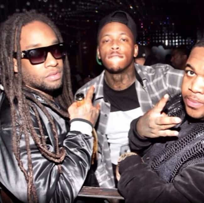YG is listed (or ranked) 3 on the list All Of Ty Dolla Sign's Celebrity Friends