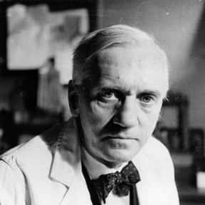 Alexander Fleming is listed (or ranked) 22 on the list Famous People Whose Last Name Is Fleming