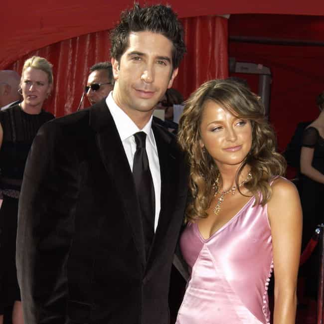 Carla Alapont is listed (or ranked) 3 on the list David Schwimmer Loves and Hookups