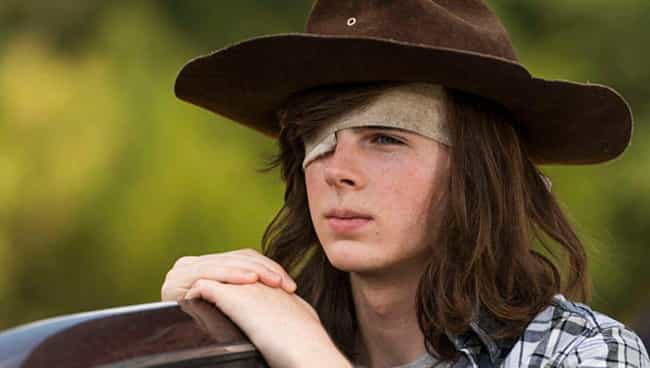 Chandler Riggs is listed (or ranked) 8 on the list What The Cast Of 'The Walking Dead' Thinks About The Series