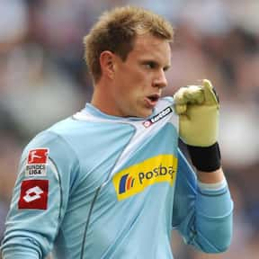 Marc-André ter Stegen is listed (or ranked) 16 on the list The Best Soccer Goalies of All Time