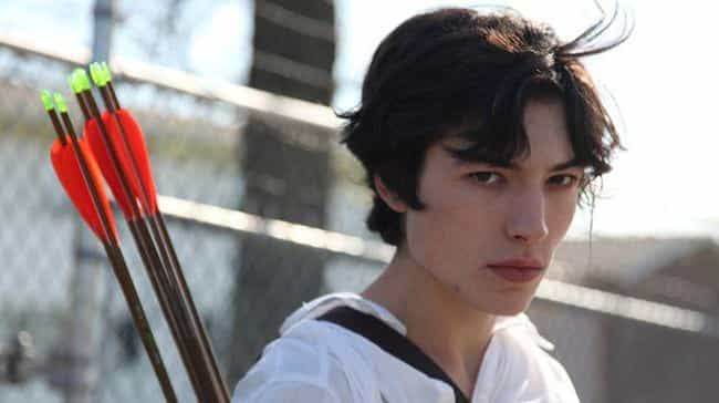 Ezra Miller is listed (or ranked) 4 on the list 12 Young Actors Who Are Destined To Win An Oscar