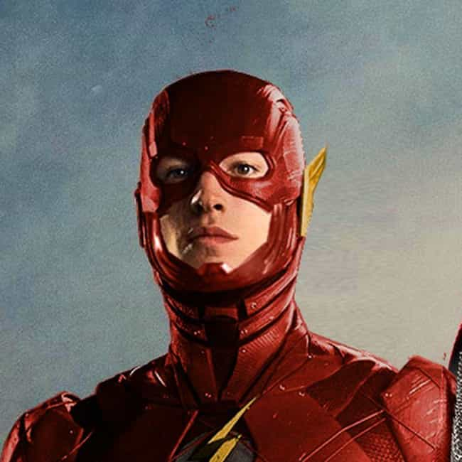 Ezra Miller is listed (or ranked) 4 on the list The Best Actors Who Played The Flash