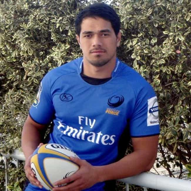 Alfie Mafi is listed (or ranked) 1 on the list Famous Rugby Players from Tonga