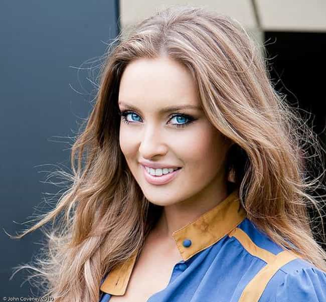 Rozanna Purcell is listed (or ranked) 4 on the list Hottest Irish Models