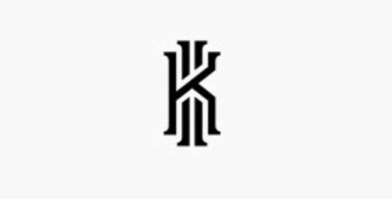 Kyrie Irving is listed (or ranked) 4 on the list Coolest Athlete Logos