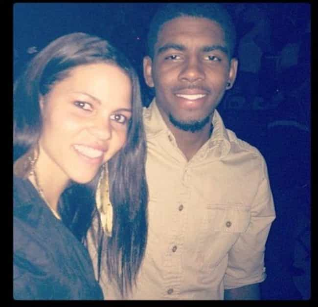 Kyrie Irving is listed (or ranked) 1 on the list Pro Athletes Who Dated Siblings of Other Pro Athletes
