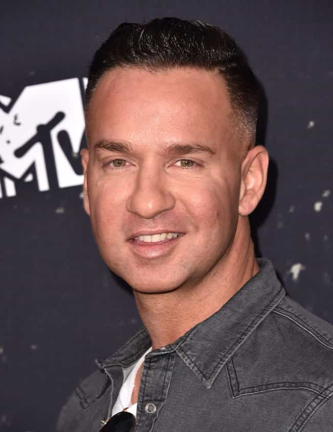 Mike Sorrentino is listed (or ranked) 1 on the list 23 Actors Who Have Done Real Time in Prison