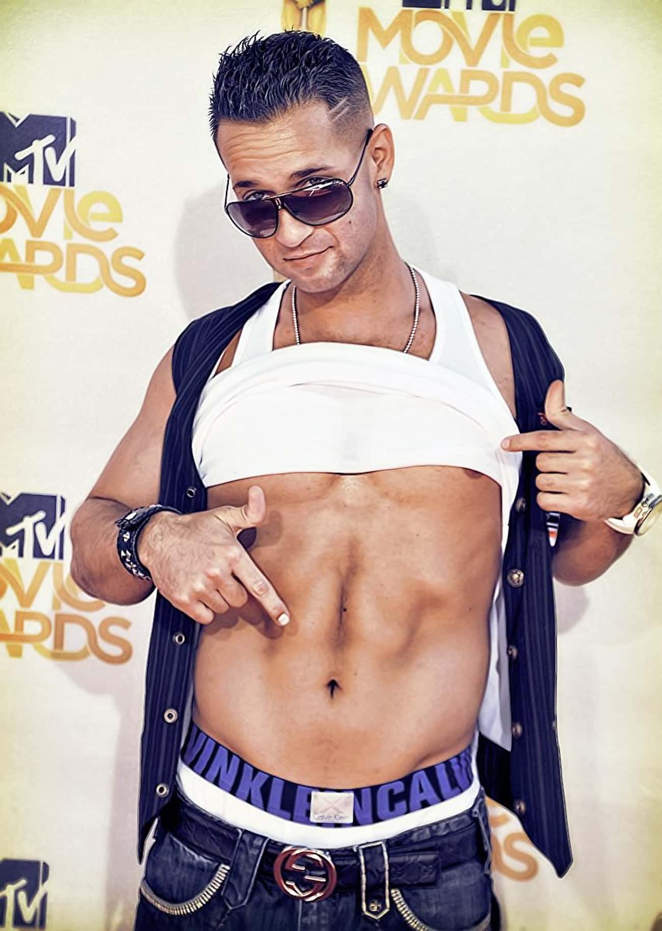 """Mike """"The Situation"""" S is listed (or ranked) 3 on the list Famous People Born on July 4"""