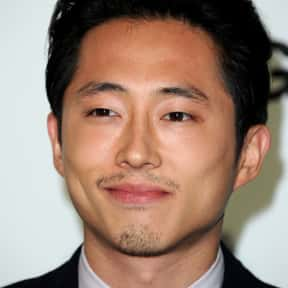 Steven Yeun is listed (or ranked) 6 on the list Eren Jaeger Fantasy Casting