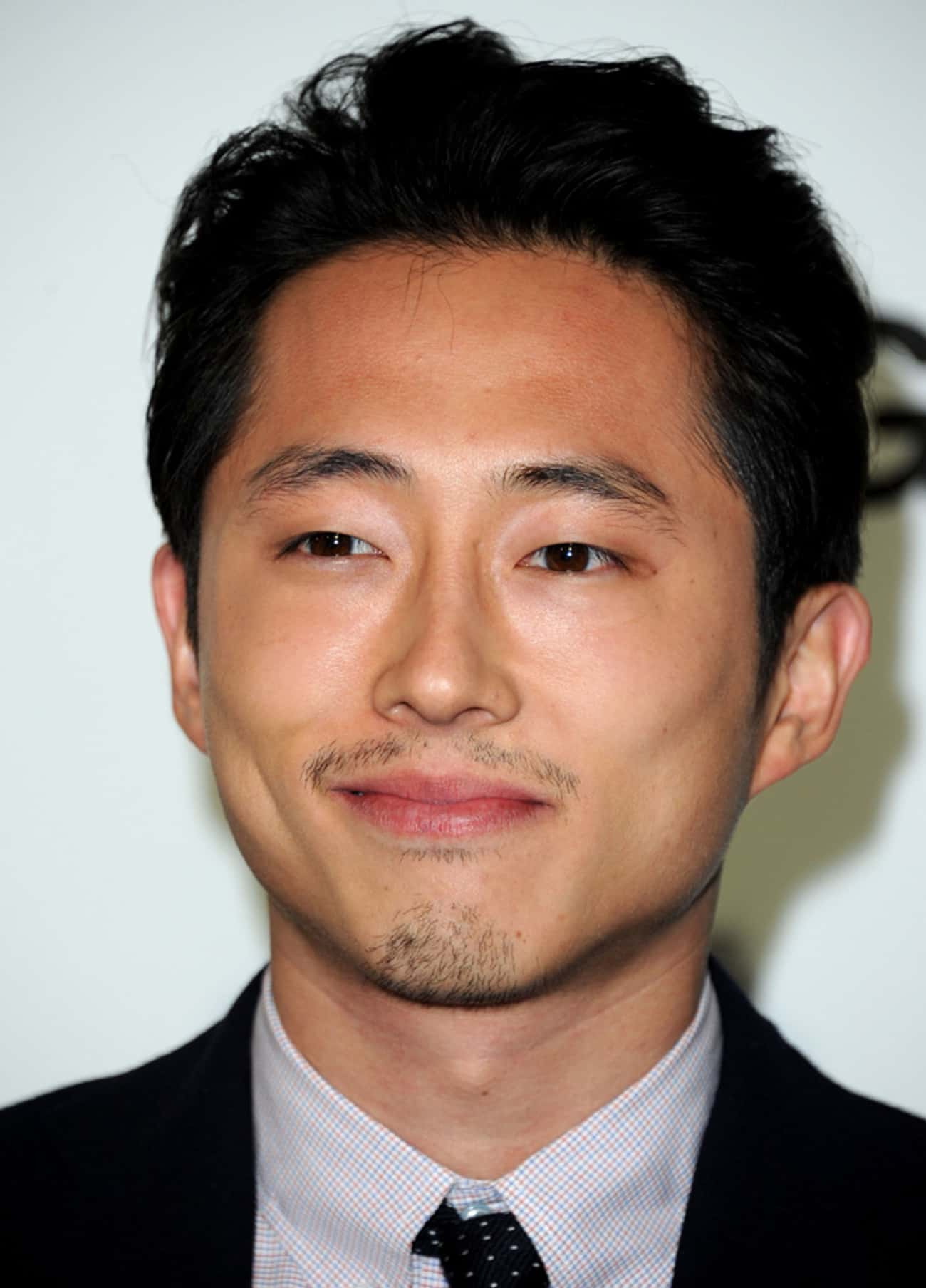 Steven Yeun is listed (or ranked) 4 on the list The Best The Walking Dead Actors