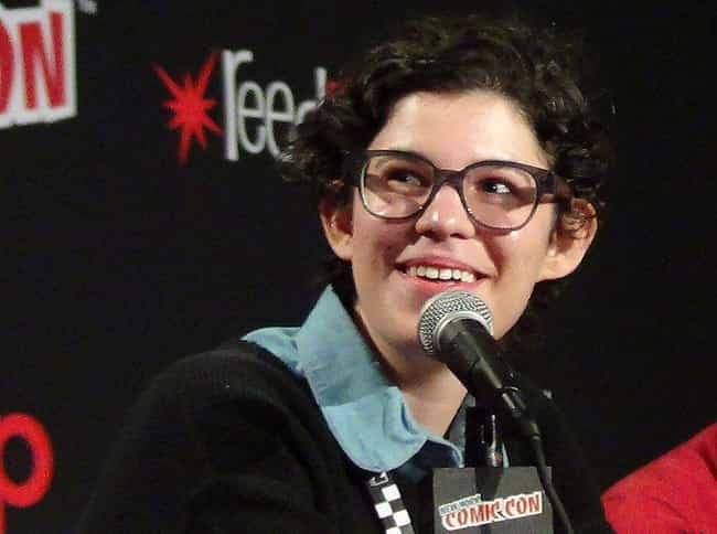 Rebecca Sugar is listed (or ranked) 4 on the list Celebrities Who Came Out In 2018