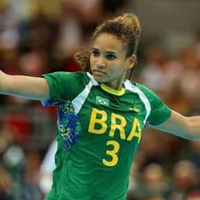 Alexandra Do Nascimento is listed (or ranked) 14 on the list List of Famous Handball Players
