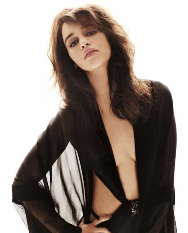 Emilia Clarke is listed (or ranked) 1 on the list The Hottest Women from Game of Thrones