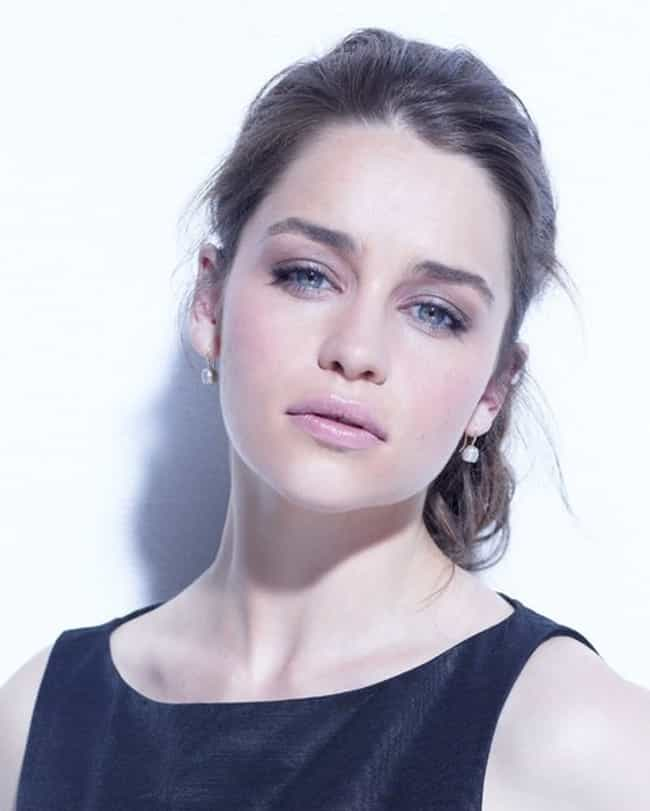 Emilia Clarke is listed (or ranked) 3 on the list Who Should Have Been Named The World's Most Beautiful Woman?
