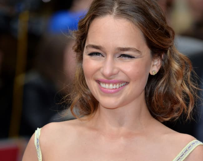Emilia Clarke Talks About Doing Nude Scenes