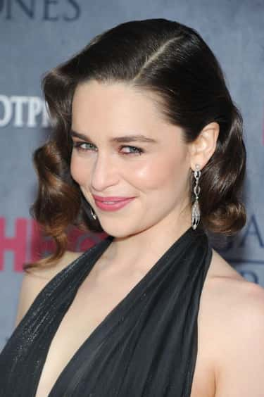 Emilia Clarke is listed (or ranked) 2 on the list 70+ Celebrities Who Have Almost Died