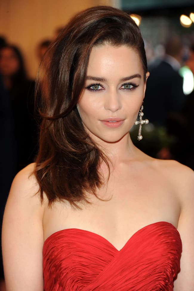 Emilia Clarke Is Listed Or Ranked 4 On The List Sexiest British Actresses