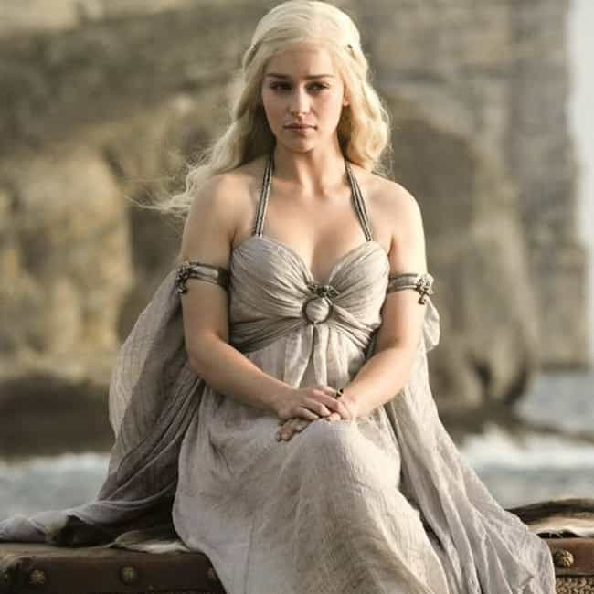 Emilia Clarke is listed (or ranked) 1 on the list The Hottest Women Ever on HBO Shows