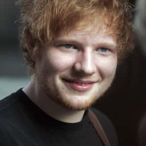 Ed Sheeran is listed (or ranked) 9 on the list Famous Aquarius Male Celebrities